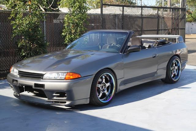 Nissan Skyline GT-R Convertible - Nissan Skyline GT-R s in ...