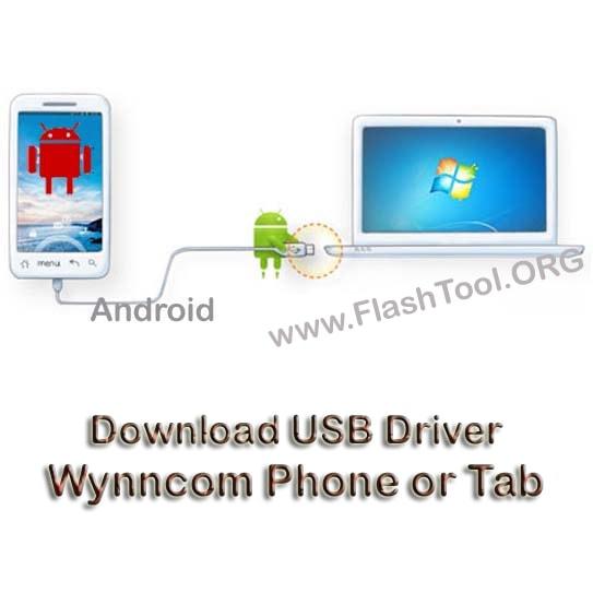 Download Wynncom USB Driver