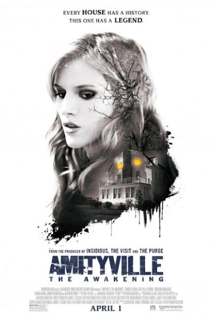 Sinopsis Amityville: The Awakening (2017)
