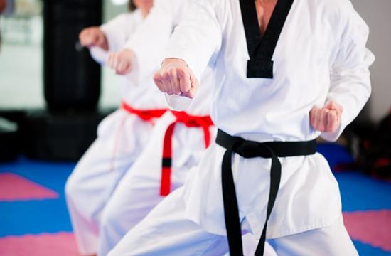 Las artes marciales como forma de entrenar
