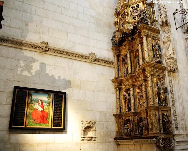 Retablo San Pedro Condestables