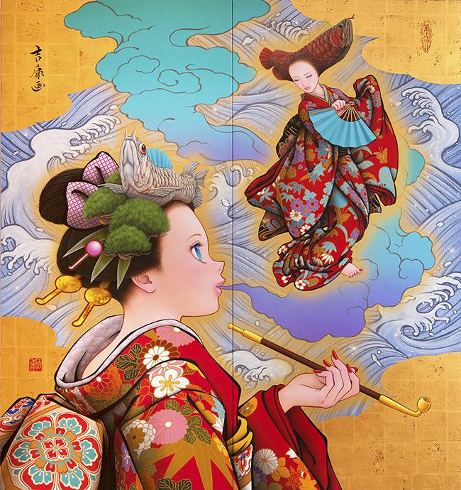 Tamura Yoshiyasu 田村吉康 - http://amzn.to/2aX5ATh