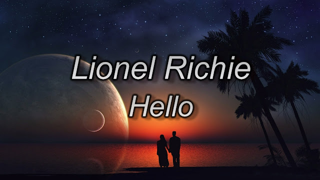 Hello Guitar Chords - Lionel Richie Can't Slow Down