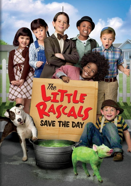 The Little Rascals Save the Day (2014) ταινιες online seires xrysoi greek subs