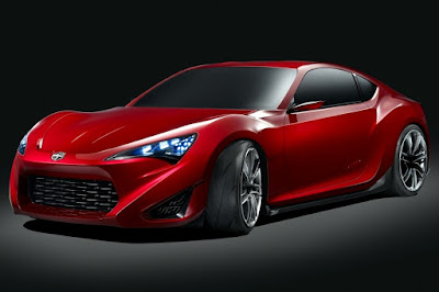 2016 Scion FR-S red color image