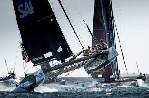 Extreme Sailing Series Returns to San Diego