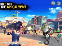 Download Game Dead Rivals Zombie MMO Apk For Android Terbaru