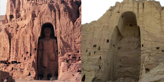 Enam Situs Bersejarah Yang Hancur Lebur Tak Bersisa Karena Perang