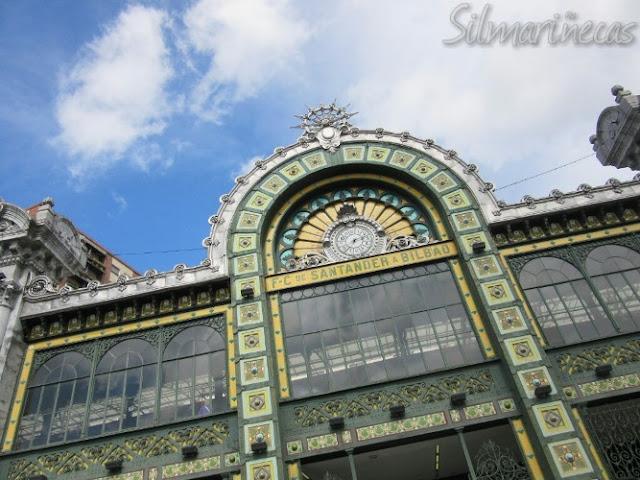 Estación de la concordia - Bilbao