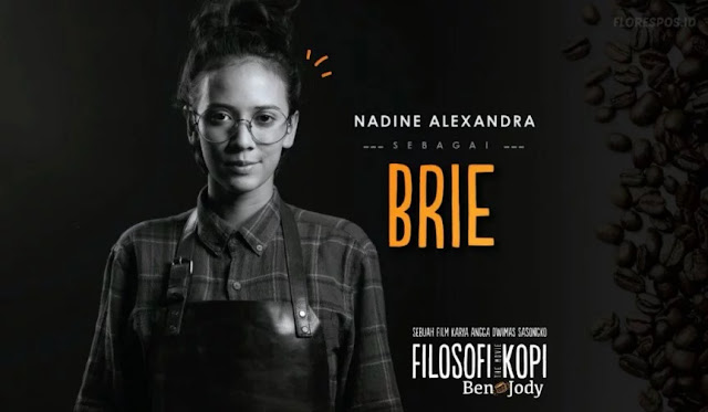 Nadine Alexandra: Kopi Flores menjadi Biji Kopi Favorit