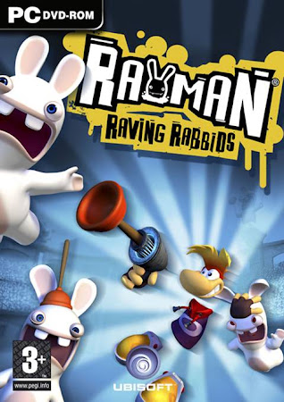 Rayman Raving Rabbids PC Full Español