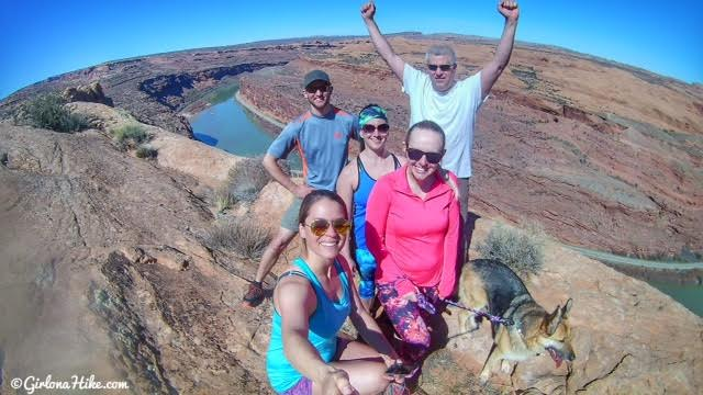 Hiking the Amasa Back Trail, Moab, Utah, Hiking in Utah with Dogs, Hiking in Moab with Dogs