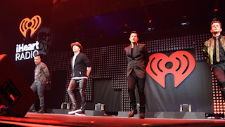 IHeart Radio On The Ropes