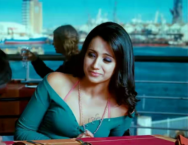 Most Sexiest 100 Sexiest Photos Of Trisha Krishnan Hot -2336