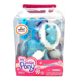 My Little Pony Snowflake Winter Ponies G3 Pony