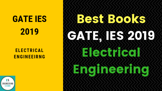Best Books Gate, IES 2019 For Electrical Engineering