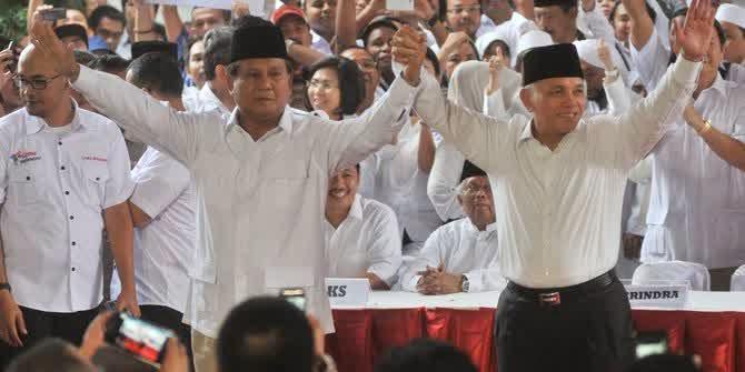 Koalisi Merah Putih Usulkan Pilpres Melalui MPR