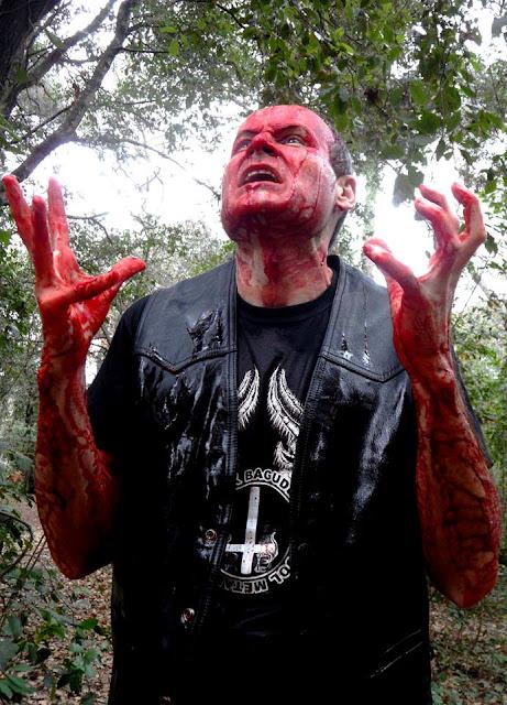 CHRIS GORGON BLACK METAL FRANCE