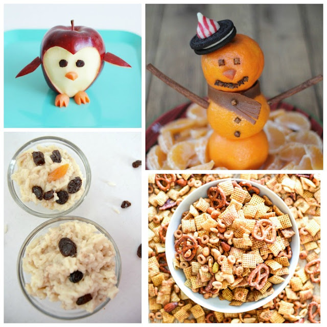 Healthy Winter Snacks For Kids