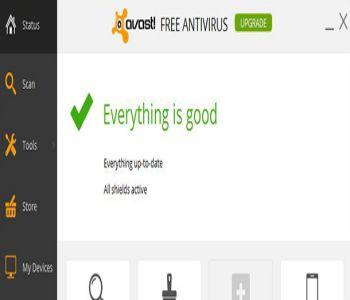 Avast! Free Antivirus 17.3.2291 Screenshot 4