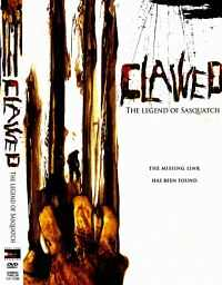 Clawed The Legend of Sasquatch (2005) Hindi Dubbed 200MB