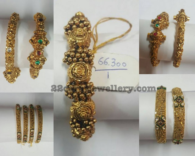 Antique Kada Bangles