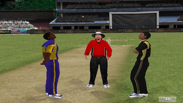 toss in pepsi ipl t20 cricket