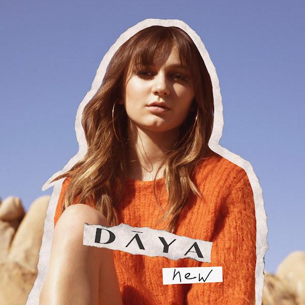 Daya - New - Single Cover