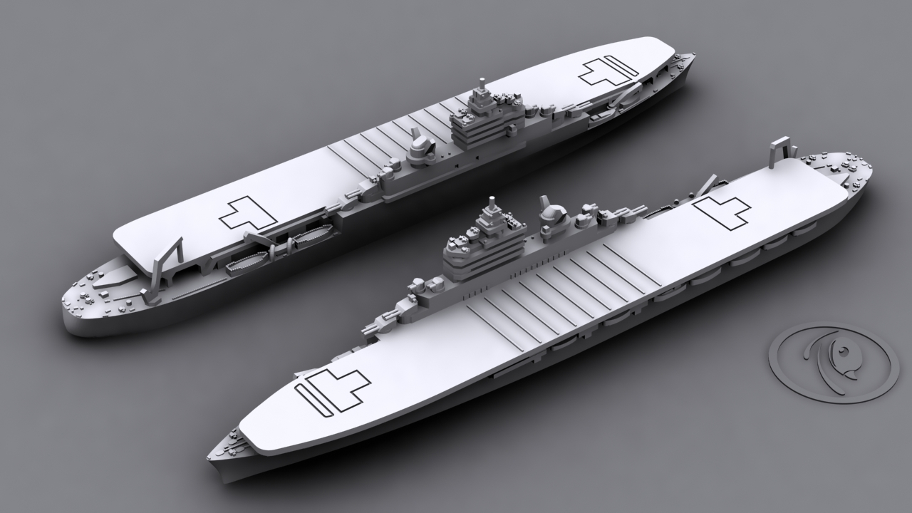 Joffre-class aircraft carrier - WikiMili, The Free Encyclopedia