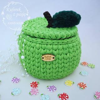Koszyk jabłko