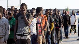 melilla, inmigración, inmigrantes, invasión