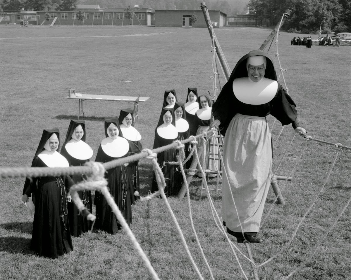 Nuns Nuns Nuns Here Are 25 Vintage Pictures Of Nuns