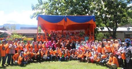 Reuni Perak Alumni SMAN 5 Padang Angkatan '92 Berbagi Keberkahan, Wawako: Patut Dicontoh