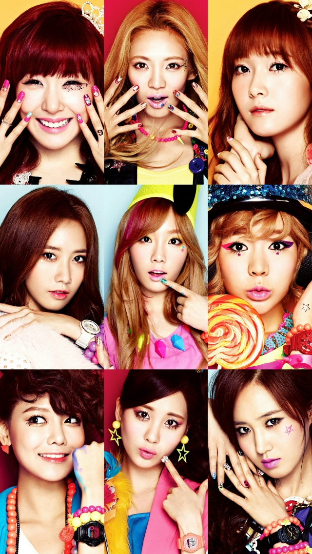SNSD - Girls' Generation - Baby G