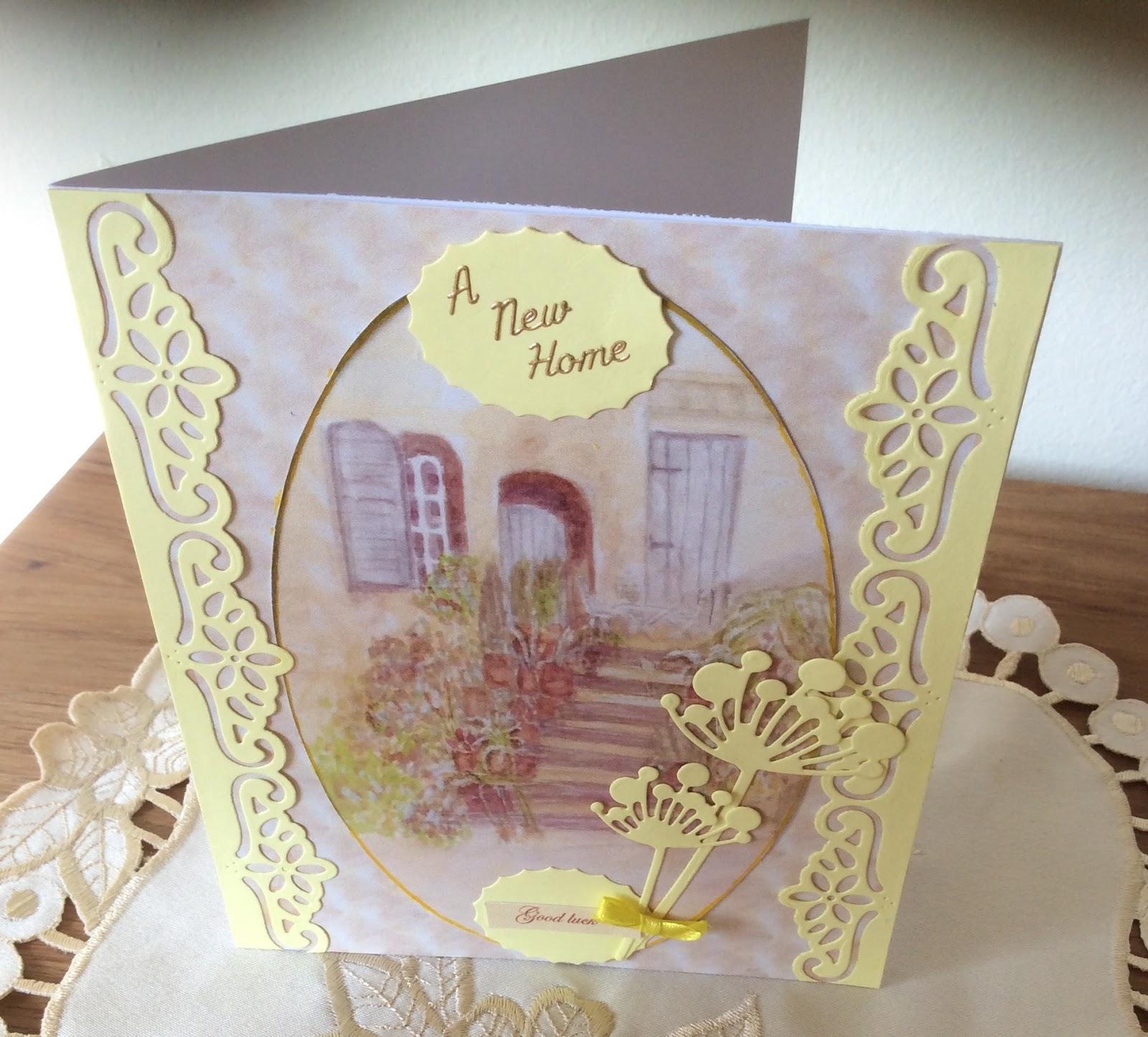 Sunshine Cards And Crafts Its Mellow Yellow At Cd Sunday