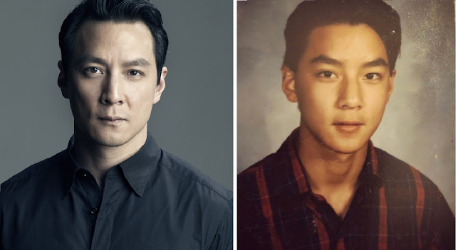 Daniel Wu 43 and 16 years old