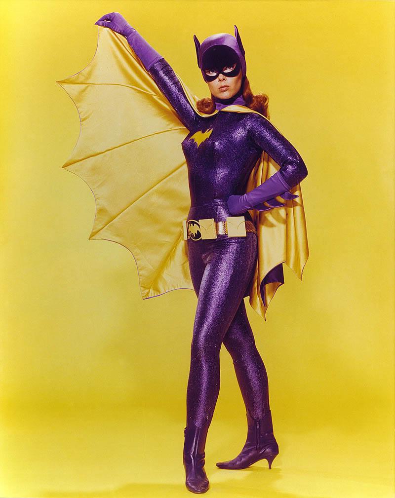 1960s Batgirl Costume Tutorial & My Nerdy Costume Closet: 1960s Batgirl Costume Tutorial