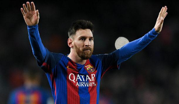 Messi Berhasil Mendapatkan 300 Gol Di Camp Nou