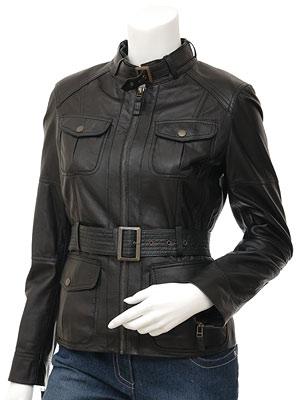 Jaket Kulit Wanita JKW 006