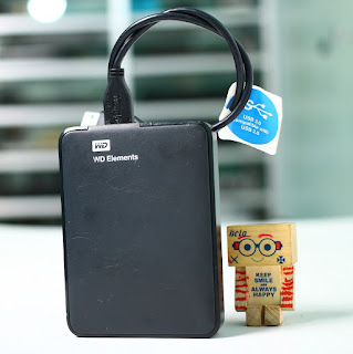 Jual HDD External bekas 2TB