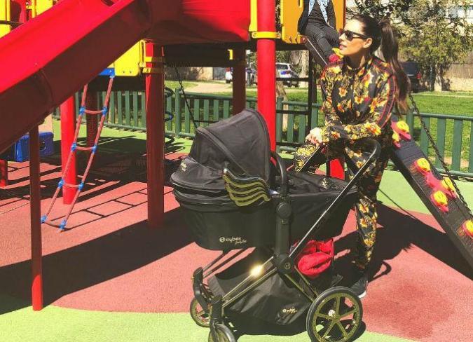 carrito bebé pilar rubio