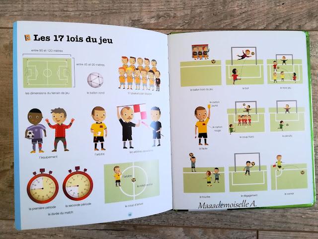 || Sélection de livres sur le sport - Mes années pourquoi Le football