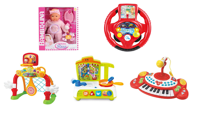 Co kupić dla dwulatka na urodziny?