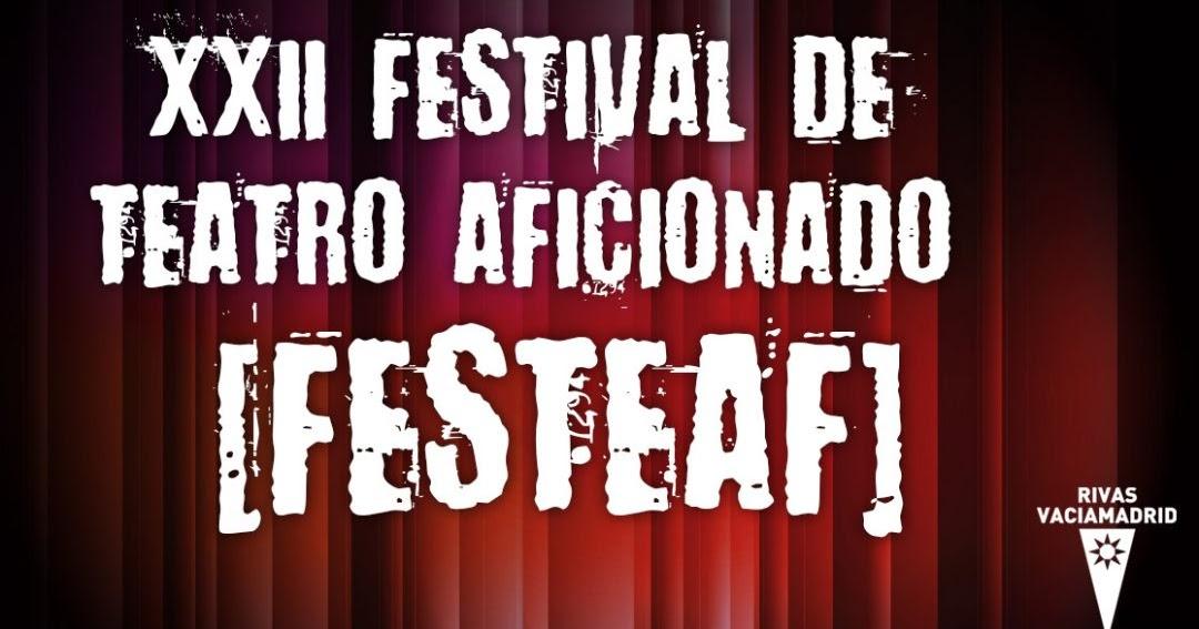 Teatro aficionado xxii festival de teatro aficionado de for Oficina de correos rivas vaciamadrid