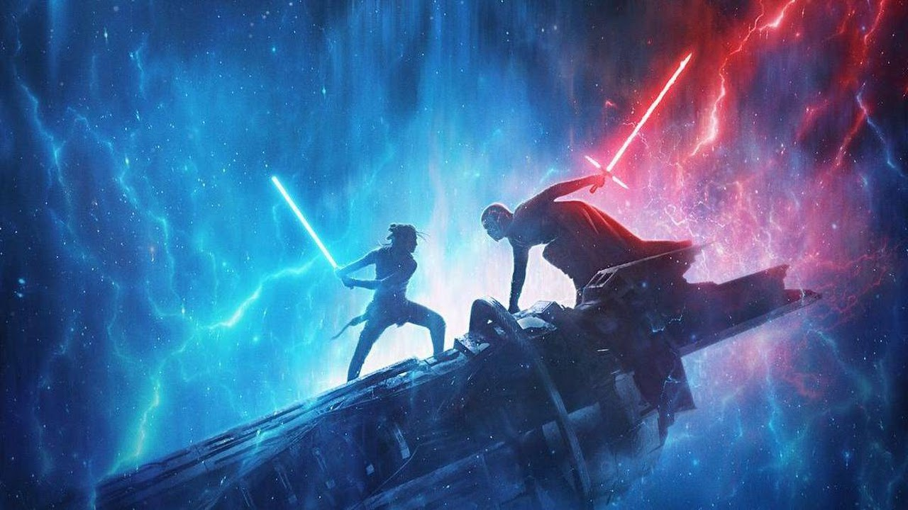 Revendo a saga Skywalker