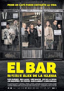 Baixar Filme O Bar Dublado e Legendado 2017
