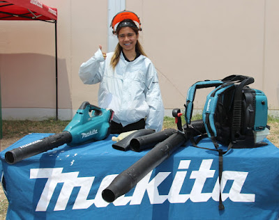 Makita Thailand battery leaf blower delivery