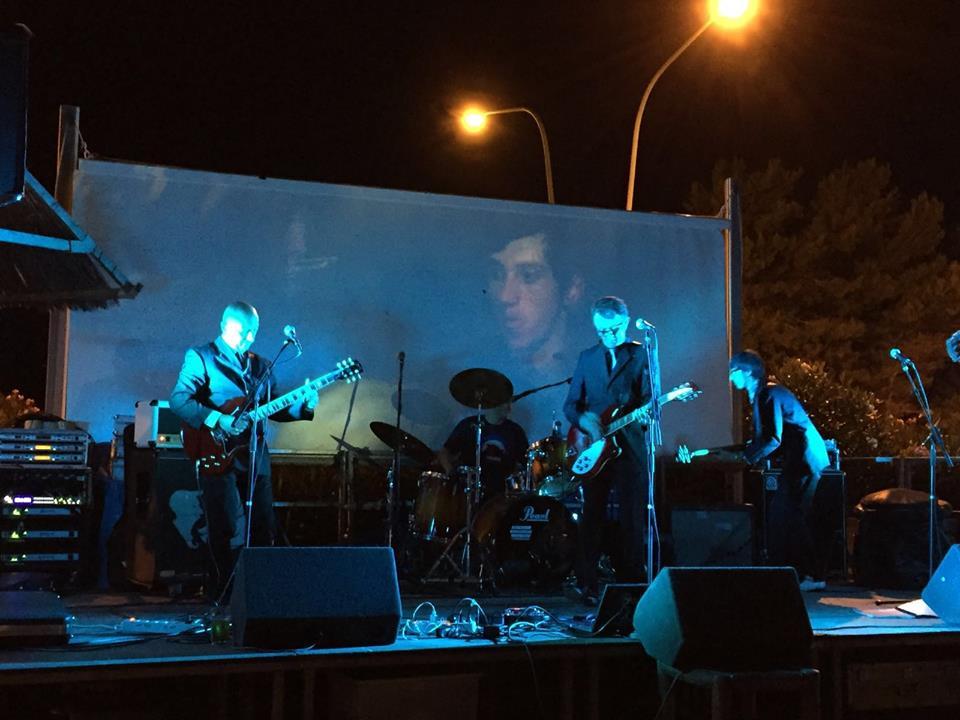 hot sales 0c627 ce52e The Mads: Photo Report: The Mads @ La LamparaPescara, July ...