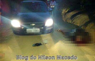 EXU-PE: Comerciante de 47 anos é morto a tiros durante suposto assalto nesta madrugada