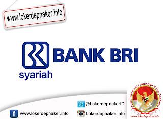 Loker PT Bank BRI Syariah